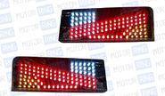 Задние диодные фонари «Глаза» 0013h для ВАЗ 2108-14