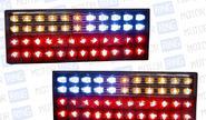 Задние диодные фонари с полосой на ВАЗ 2108-2114