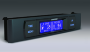 Бортовой компьютер Гамма GF 215T синий на ВАЗ 2108-21099, 2113-2115