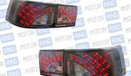 Задние фонари ProSport RS-07496 для ВАЗ 2110, 2112 диодные, тонированный хром