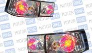 Задние фонари ProSport RS-07491 для ВАЗ 2110, 2112, хром