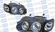 Фары PROSPORT RS-02986 чёрный корпус для ВАЗ 2113-15
