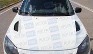 Капот стеклопластиковый «DTM» для Лада Калина 2
