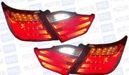 Задние фонари диодные для Toyota Camry 2012