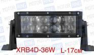 Диодная балка XRB4D-36 36W (12*3Вт)