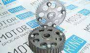 Шестерни разрезные ГРМ для Лада Приора 16V (сталь) с датчиком фаз спорт