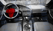 Подушка безопасности в руль 2123-8232010 для Шевроле Нива