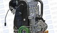 Двигатель ВАЗ 21114-100026080 в сборе для Лада Калина, ВАЗ 2108-21099, 2110-2112, 2113-2115