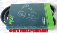 Ремень генератора AYWI Parts 6PK1113 для ВАЗ 2110-12, Лада Приора с ГУРом, без кондиционера