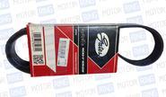 Ремень генератора GATES 6PK1123 для ВАЗ 2110-12, Лада Приора с ГУРом и кондиционером