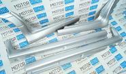 Внешние пластиковые накладки порогов в цвет кузова для ВАЗ 2114-15