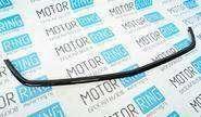 Вставка в решетку радиатора нового образца, черный лак для Лада Приора 2