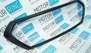 Вставка в решетку радиатора, черный матовый для Datsun on-Do
