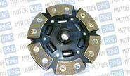Диск сцепления clutch net 6-ти лепестковый с демпфером для ВАЗ 2108-099, 2110-12