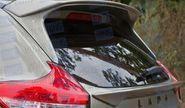 Комплект спойлеров «Чистое стекло» (верхний и нижний) «АртФорм» в цвет кузова для Лада Иксрей