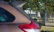 Верхний спойлер «АртФорм» неокрашенный из комплекта «Чистое стекло» для Лада Иксрей