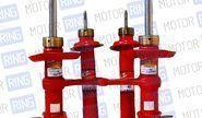 Комплект газомасляных стоек и амортизаторов «Razgon Premium» для Лада Приора