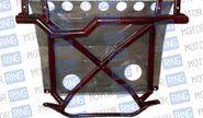 Подрамник с алюминиевой защитой Rz для Лада Калина