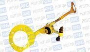 Растяжка передних стоек для ВАЗ 2108-099, 2110-12 с инжекторным 16V, доп. опора Ф32, регулируемая