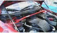Упор капота 8231.6100.04 для Mitsubishi Lancer X (2007-2010)