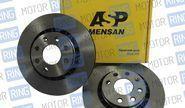 Тормозные диски ASP 510217 на Chevrole Lacetti
