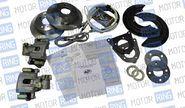 Задние дисковые тормоза AST для ВАЗ 2101-07