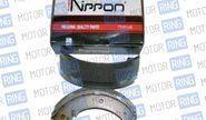 Тормозные колодки задние allied nippon abs1701 для переднеприводных автомобилей ВАЗ без АБС