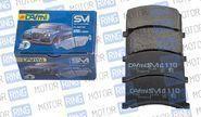 Тормозные колодки передние DAFMI на ВАЗ 2101-2107