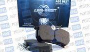 Тормозные колодки передние ABS-Best на Лада Ларгус 8 кл