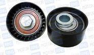 Ролики ГРМ (натяжной и опорный) GATES T41101/42041A для ВАЗ 2110-12 16V