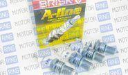 Комплект свечей зажигания Brisk A-line 8V для переднеприводных ВАЗ