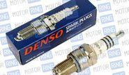 Комплект свечей зажигания Denso W20EP-U D4 для карбюраторных ВАЗ 2101-07
