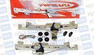 Передние электростеклоподъёмники для Лада Ока, реечного типа «Форвард», комплект