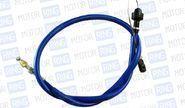 Трос привода акселератора (газа) 1108054-Ф на ВАЗ 2108-21099 инжектор