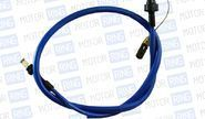 Трос привода акселератора «AVP» (1108054-Ф), оригинал для ВАЗ 2110-12 16V 1.6L