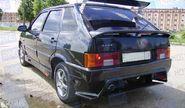 Задний бампер «RS» для ВАЗ 2113, 2114