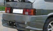 Задний бампер «SOLO DM» для ВАЗ 2113, 2114