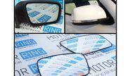 Комплект зеркальных элементов (стекол) нового образца с обогревом и нейтральным антибликом для Лада Приора 2