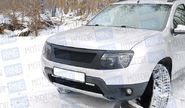 Решетка радиатора «DM STYLE» неокрашенная для Renault Duster