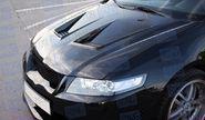 Капот MUGEN неокрашенный для Honda Accord 2002-06