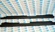 Обтекатели порогов внешние на ВАЗ 2110, 2111, 2112