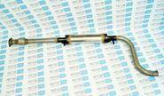 Резонатор «stinger» для ВАЗ 2113-15 (под паук) из нержавеющей стали с гофрой