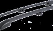 Рейлинги черные 0239-02 на крышу Лада Ларгус