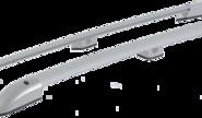 Рейлинги серебристые 0239-02 на крышу Лада Ларгус