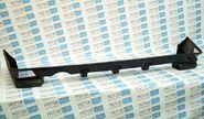 Накладка с диффузором на задний бампер ВАЗ 2108, 2109 неокрашенная