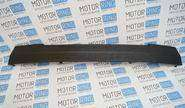 Зимняя защита радиатора в нижнюю решетку бампера для Лада Гранта с бампером нового образца (заглушка на зиму)