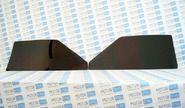 Съемная тонировка (парковочные экраны 2 шт.) Generel Эконом (основа ПЭТ) на ВАЗ 2108, 2113