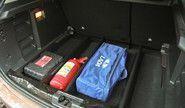 Органайзер (делитель) в багажник на Лада Икс Рей