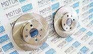 Передние тормозные диски Alnas 2110 (R13, вентилируемые)