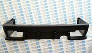 Задний бампер с сеткой неокрашенный для ВАЗ 2105-07